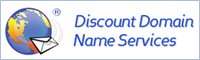 Discount Domain Name Services